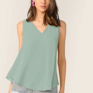 ⭐️Clearance⭐️ Green Blouse